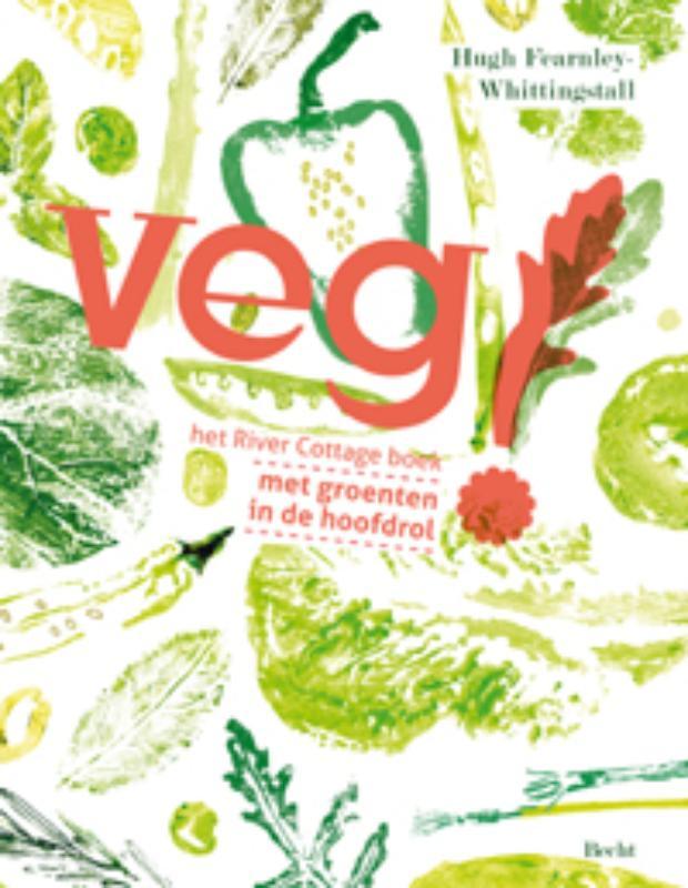 Veg! - Het River Cottage boek met groenten in de hoofdrol -  Fearnley-Whittingstall, Hugh