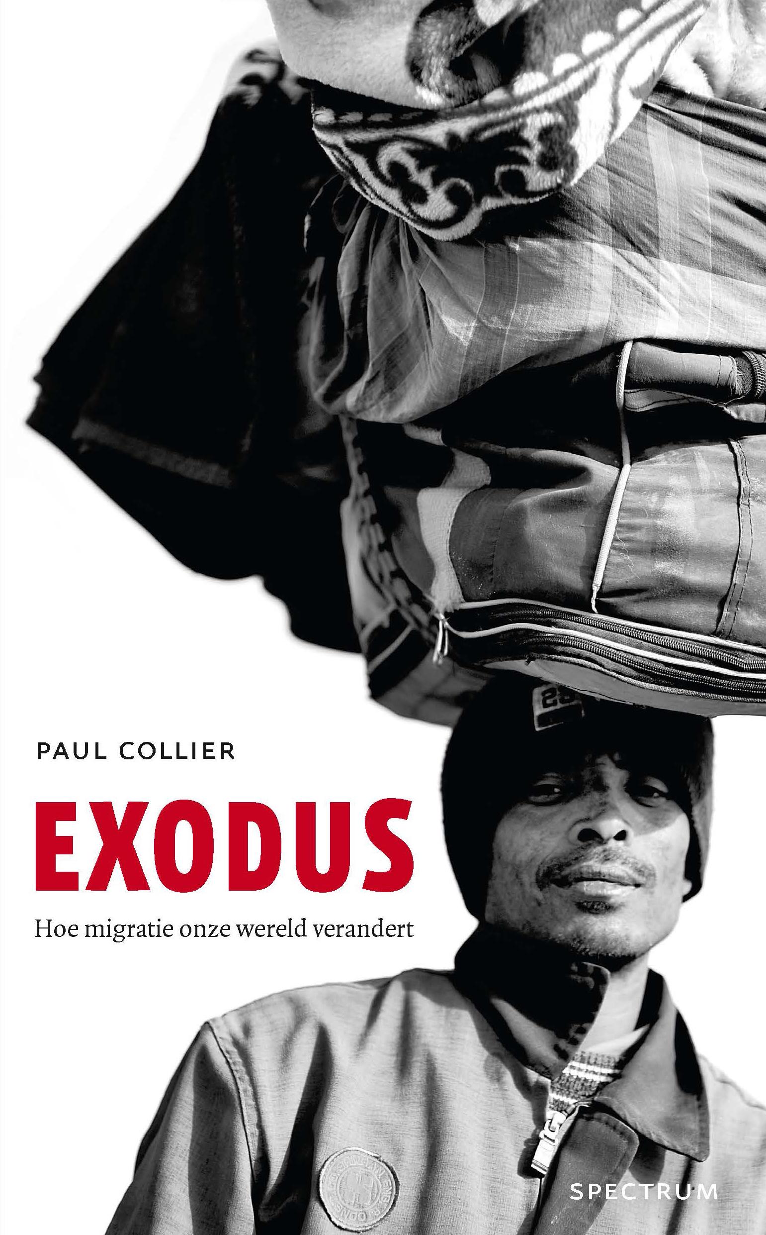 Exodus - Hoe migratie onze wereld verandert -  Collier, Paul