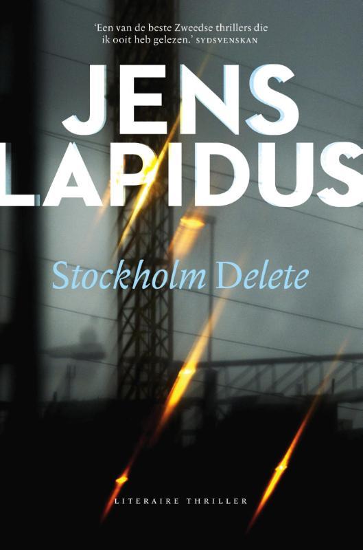 Stockholm delete -  Lapidus, Jens