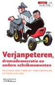 Verjanpeteren, dramademocratie en andere schrikmomenten - Politieke gids voor het parlementaire seizoen 2004-2005 -  div. samenstellers